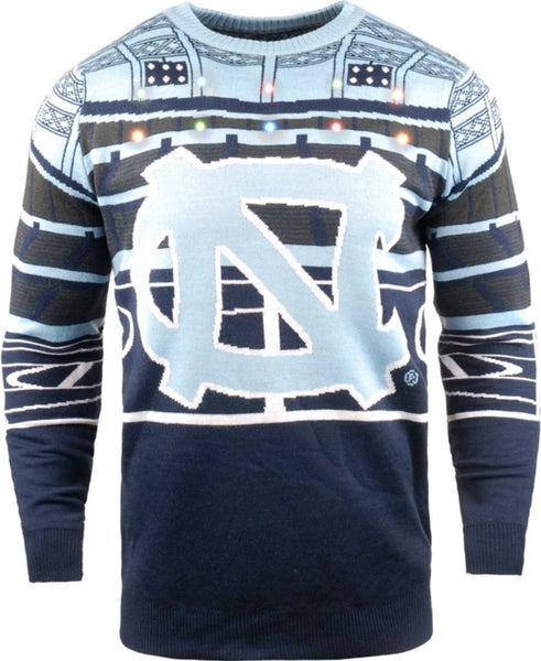 North Carolina Tar Heels Light-up Bluetooth Sweater