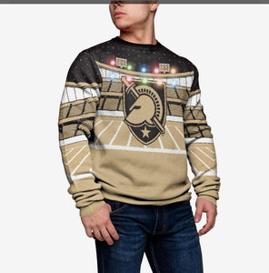 Army Knights Light-up Bluetooth Sweater