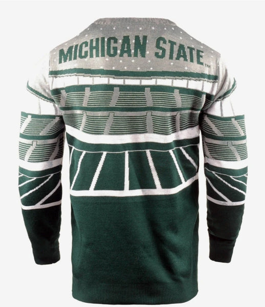 Michigan State Spartans Light-up Bluetooth Sweater
