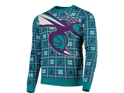 Charlotte Hornets Big Logo Sweater
