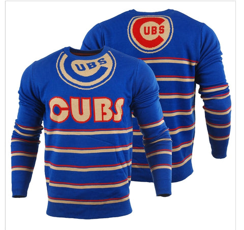 Chicago Cubs Retro Sweater