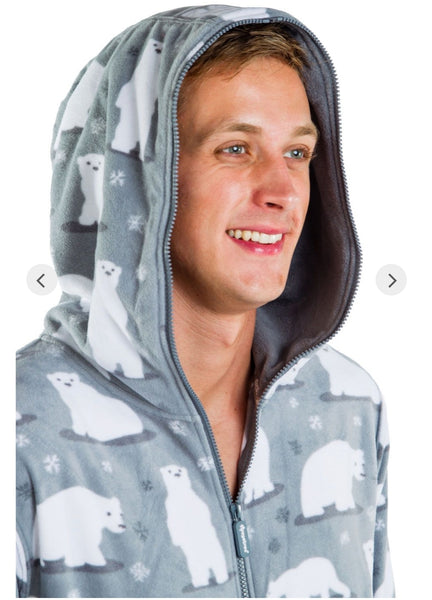 Tipsy Elves Polar Bear Jumpsuit