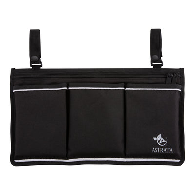 Mobility Sidebag Armrest Pouch for Wheelchairs and Rollators - Astrata Health
