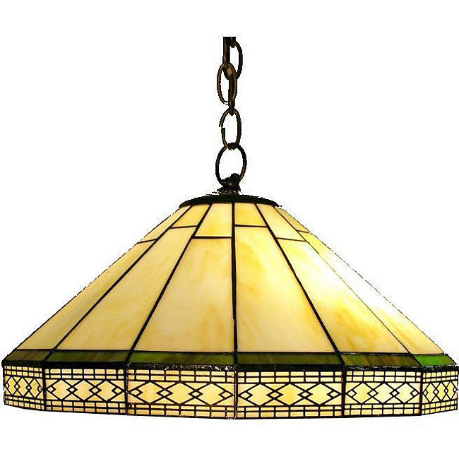 American Traditional Roman Hanging Lamp Chandelier