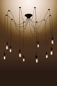 American style Modern Chandelier with Bulbs