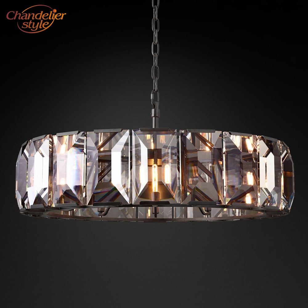 Luxury Crystal Modern ART DECO Chandelier