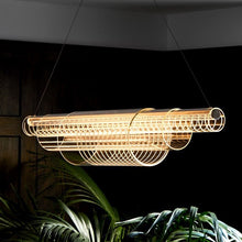 Load image into Gallery viewer, Luxury Modern LED Pendant Lights Hanging Lamp