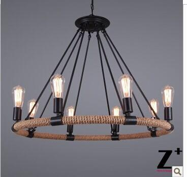 American Country Style pendant light chandeliers