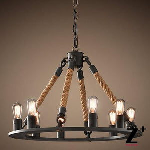 American Style  country chandelier