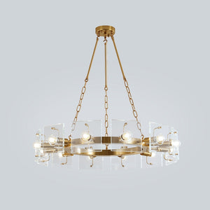 Postmodern LED Lighting Luxury Chandelier