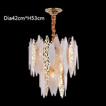 Load image into Gallery viewer, European Nordic Modern Luxury Crystal Chandelier