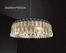 Load image into Gallery viewer, Modern New Design Crystal Chandelier