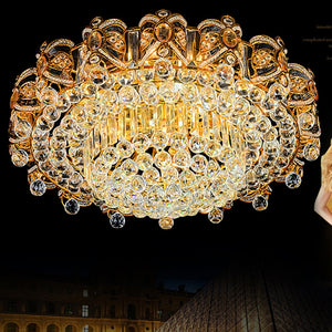 Modern Crystal Ceiling Lamps Chandeliers
