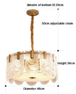 European Modern Luxury Pendant Lights