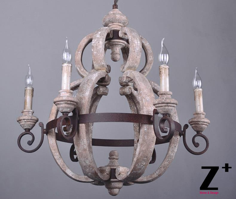 American Style Vintage Traditional Chandeliers