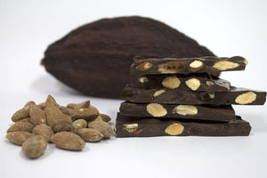 ALMOND BARK - 70% DARK CHOCOLATE
