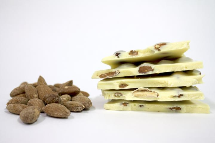 ALMOND BARK - WHITE CHOCOLATE