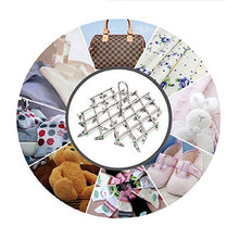Laden Sie das Bild in den Galerie-Viewer, Multipurpose Drying Rack Anti-Wind Clothes Hanger Stainless Steel Swivel Hook Airer Hanger Travel Foldable Clotheshorse Underwear Sock Bra Gloves