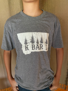 K Bar L Short Sleeve Shirt