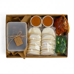 Tsuru Bao Kit – Ready to Cook (Black Pepper Beef)