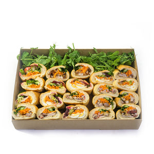 Assorted Banh Mi Rolls
