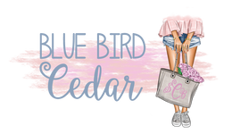 Blue Bird Cedar Logo