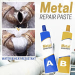 Permanent Metal Repair Paste Set