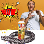 Potato Chip Snake In A Can,Great Prop For Party