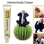 Chinese Herbal Hemorrhoid-Relief Cream
