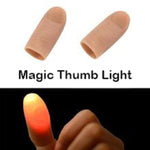 Magic thumb light
