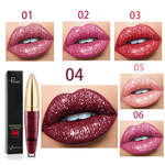 Diamond Shiny Long Lasting Lipstick 18 Colors  - (Buy 3 Free Shipping)