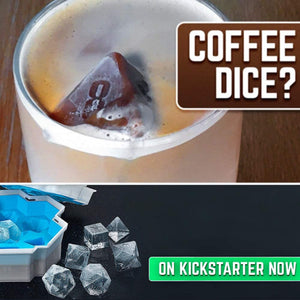 Dungeons & Dragons Ice Dice Cube Tray