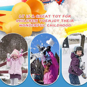 Children's Snowball Clip Toy(3PCS)