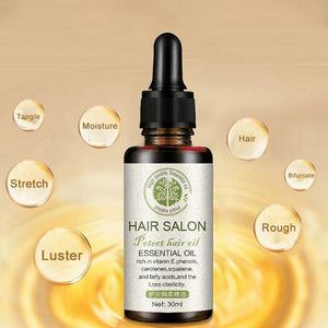 Natural Hair Regrowth Serum