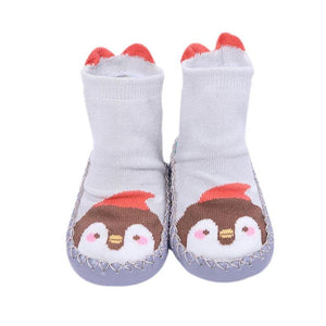 Baby Autumn Cotton Cute Cartoon Socks