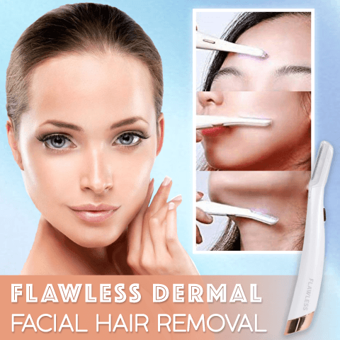 Flawless Dermal Facial Hair Remover