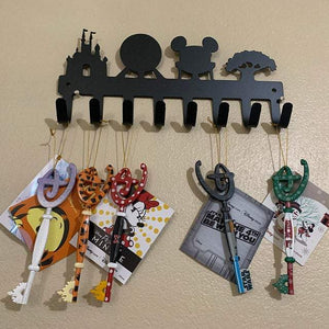 【BUY 2 Get 1 Free】Park Icons Key Hanger