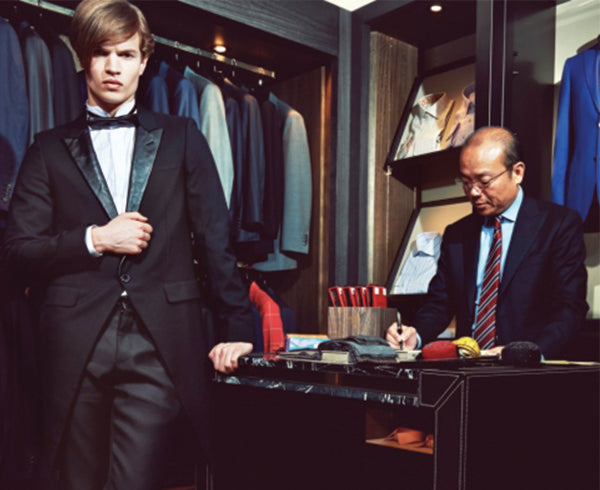 South China Morning Post - Fit for Purpose: Suave tailored looks for men