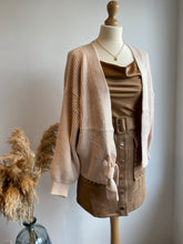 Afbeelding in Gallery-weergave laden, Silk Top Brown