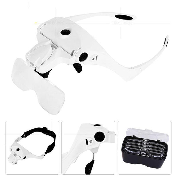Opticlom™ - Optical Magnifying Glasses - Gadgetli Store