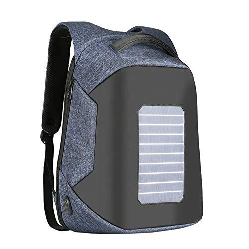 Solar Powered Backpack - Gadgetli Store