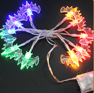 Halloween - Pumpkin Light LED String - Decoration - Gadgetli Store