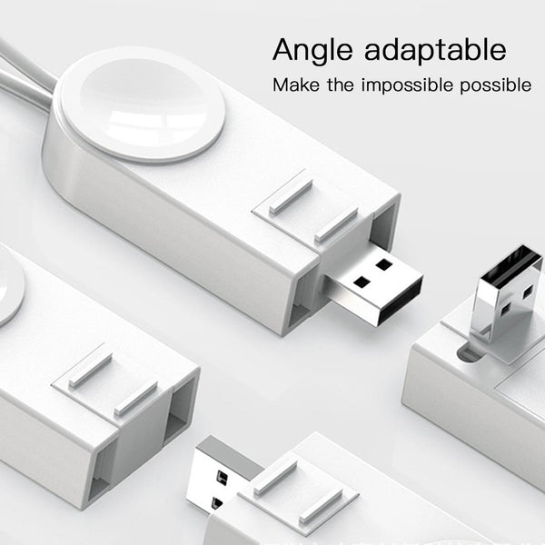 2 in 1 Magnetic Charger for Apple Devices - Gadgetli Store