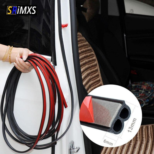 B-Shape Car Door Seal Strip - Gadgetli Store