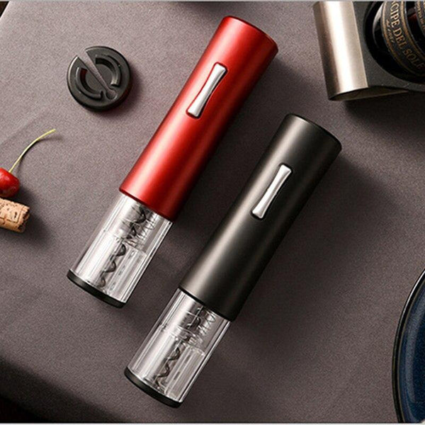 Secuma™ - Electric Wine Opener - Gadgetli Store