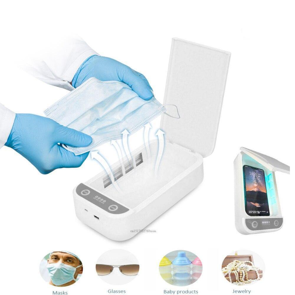 UV Light Sterilizer Box For Phones and Other Items - Gadgetli Store