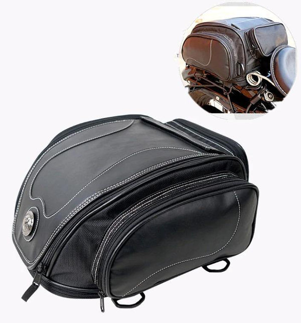 Dekker Bag- Motorcycle Rear Bag - Gadgetli Store