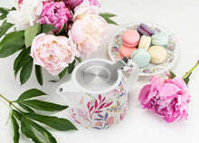 Load image into Gallery viewer, Harper™ Botanical Bliss Teapot & Infuser by Pinky Up®