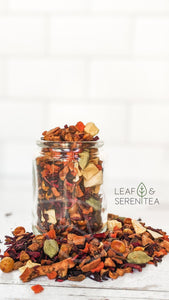 Pumpkin Pie - Herbal Loose Leaf Tea