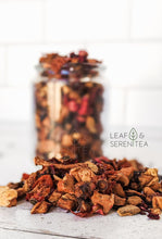 Load image into Gallery viewer, Spiced Orchard Apple - Herbal Loose Leaf Tea